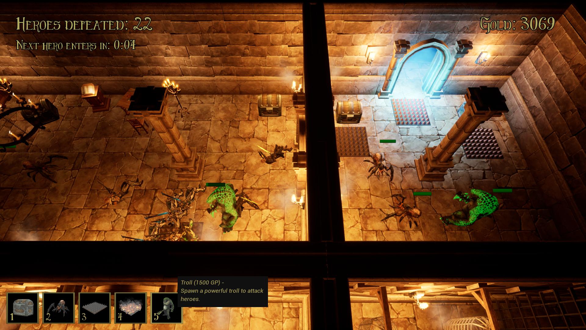 Dungeon Defence Screenshot